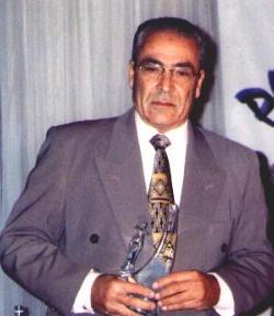 "Kadher Kalhed, fundador del Supermercado  ""Maracaná""(1962)"