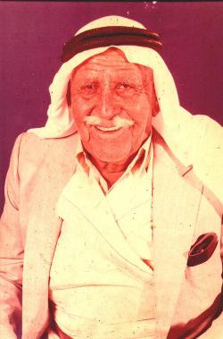 Saleh Yusuf Said, padre de los fundadores de Supermercado Cairo (1970)