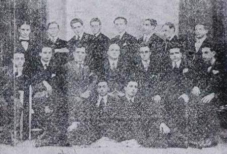 Selección de Rocha (1918)