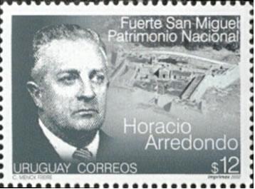 Sello de homenaje emitido porla DirecciónNacionalde Correos