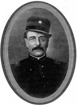 """Cnel. Nicolás Solari. Jefe de la División """"Rocha"""" del Ejército Colorado (1904), amigo entrañable de Pereyra"""