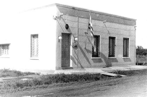Antigua Sucursal del Banco de la República en Chuy (1953)