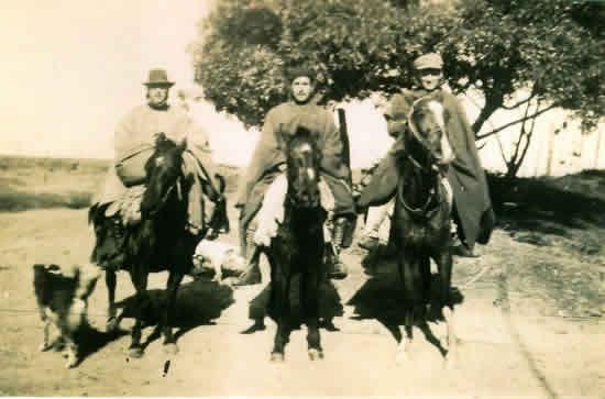 Joselo Luna, Alfredo Olloniego, Carlos Julio Rocca de Castro