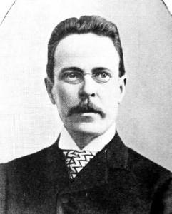 El Dr. Williman, Ministro de Gobierno  de Batlle y Ordóñez