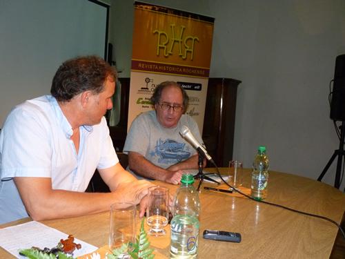 Alejo Umpiérrrez y Néstor Sabattino