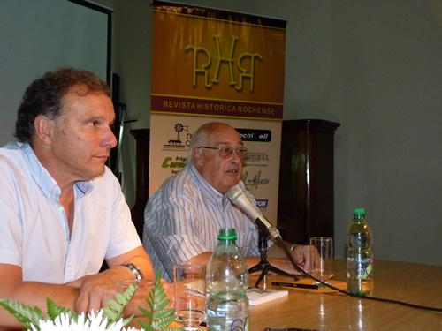 Alejo Umpiérrez y Oscar Bruno Cedrés