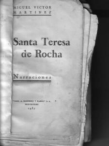 Obra de Martínez donde se cuentan las peripecias de Arredondo y la reconstrucción de Santa Teresa y San Miguel