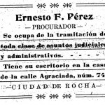 Ernesto F. Pérez de Rocha (1911)