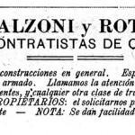 Malzoni y Rótulo de Rocha (1927)