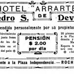 Hotel Arrarte de Rocha (1932)