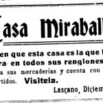 Casa Miraballes de Lascano (1933)