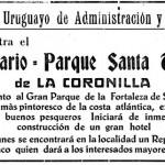Balneario Parque Santa Teresa de La Coronilla (1948)