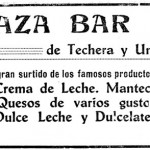 Plaza Bar de Lascano (1958)