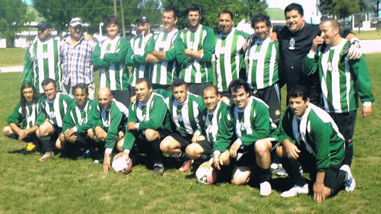 Equipo Senior temporada 2014