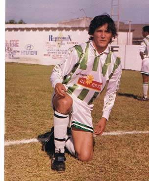 Pedro Cardoso, ídolo de la parcialidad albiverde