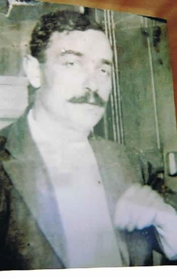 Rafael Bruno, primer Presidente.