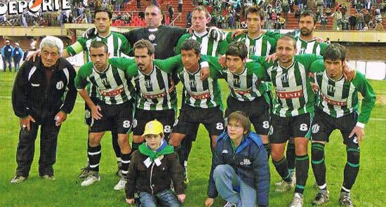 Vice campeones del Interior 2011