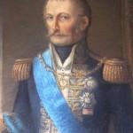 Retrato de Carlos Federico Lecor, Barón de la Laguna