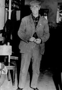 """Santiago Escudero Méndez. """"El"""" personaje de Lascano"""