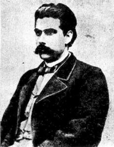 Pedro José Varela, presidente de la República que firmó el decreto fundacional