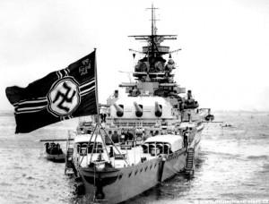 Acorazado de bolsillo Admiral Graf Spee  protagonista de la Batalla del Río de la Plata