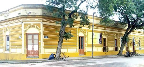 Edificio actual de la Escuela Técnica de Castillos