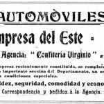 Automóviles Empresa del Este de Rocha (1916)