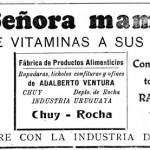 Fábrica de Adalberto Ventura de Chuy (1961)