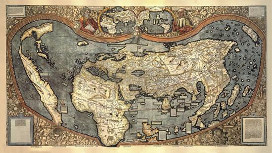 Mapa de Waldseemüller (1507)