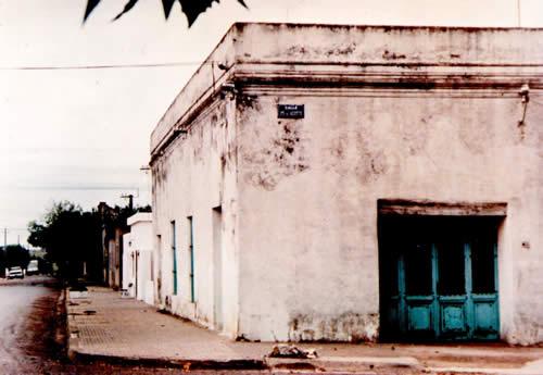 Casa de piedra que fuera la pulpería de Francisco Lascano